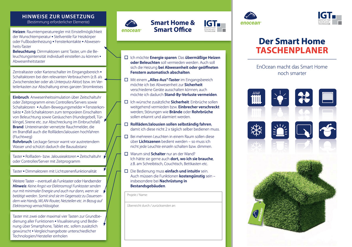 Pomoću besplatnog planera za pametne kuće IGT-a