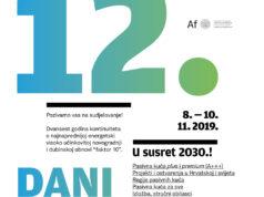 12. dani pasivne kuće u Hrvatskoj