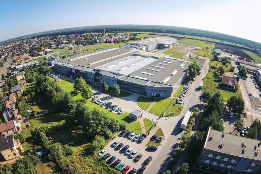 Aluprof Proizvodni pogon Opole