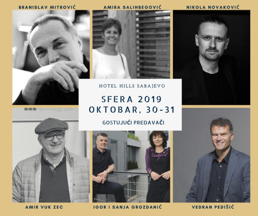 Neki od najboljih regionalnih stručnjaka na konferenciji ''Sfera 2019:Fasadni sistemi i ventilirajuće obloge''