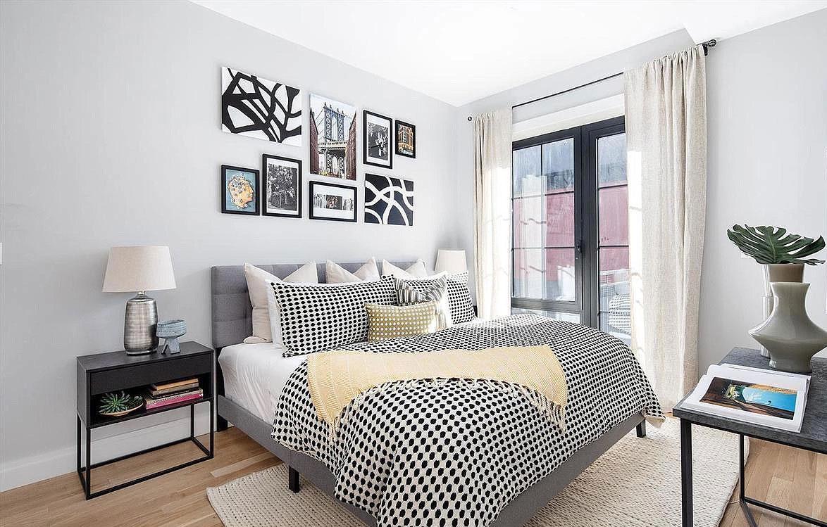 Energetski učinkoviti prozori u spavaćoj sobi
