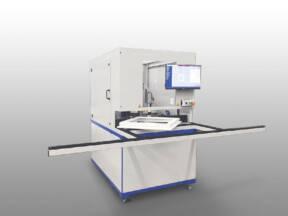 elumatec Novi model 2 osne CNC čistilice ES 2AC za čišćenje PVC uglova