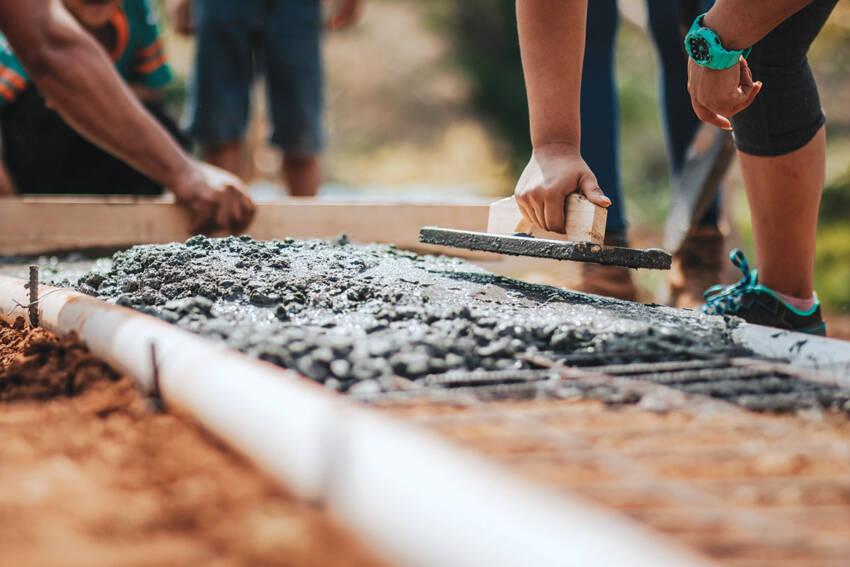 Manjak građevinskih radnika