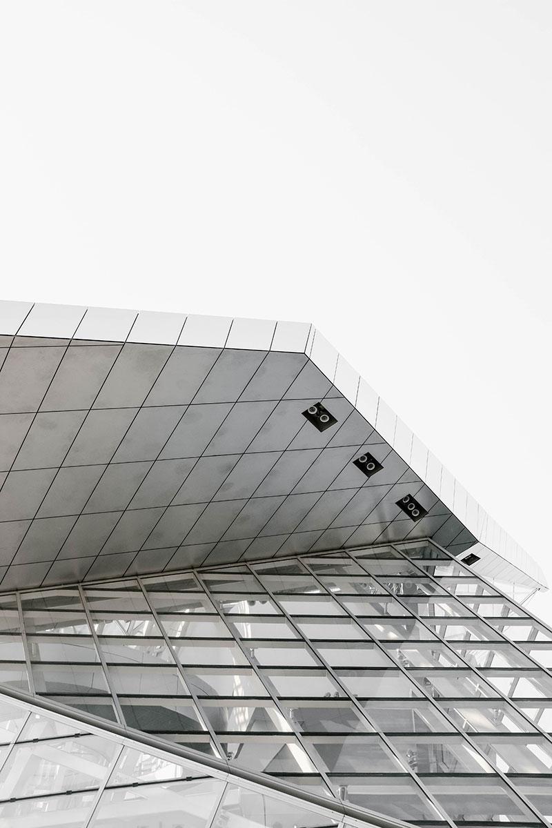 Aluminijum staklo - fasada