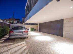 Hörmann garažna vrata vrata se kreću bez buke