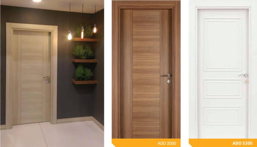 Soho Wintech / sobna vrata