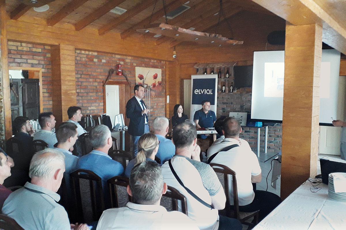 prezentacija MIREX-ovih proizvoda u restoranu Moravski raj u Velikoj Plani