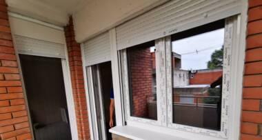 PVC prozori i vrata, proizvodnja i ugradnja stolarije Betaplast Novi Sad