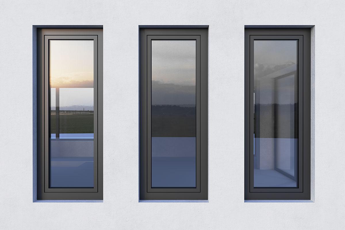 Deceuninck prozorski sustav PVC profila Elegant