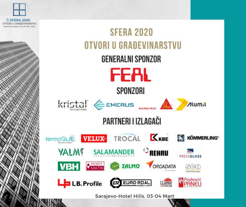 """IX Međunarodnu naučno stručnu konferenciju """"Sfera 2020: Otvori u građevinarstvu"""""""