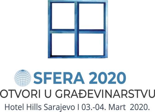 Sfera 2020: Otvori u građevinarstvu logo