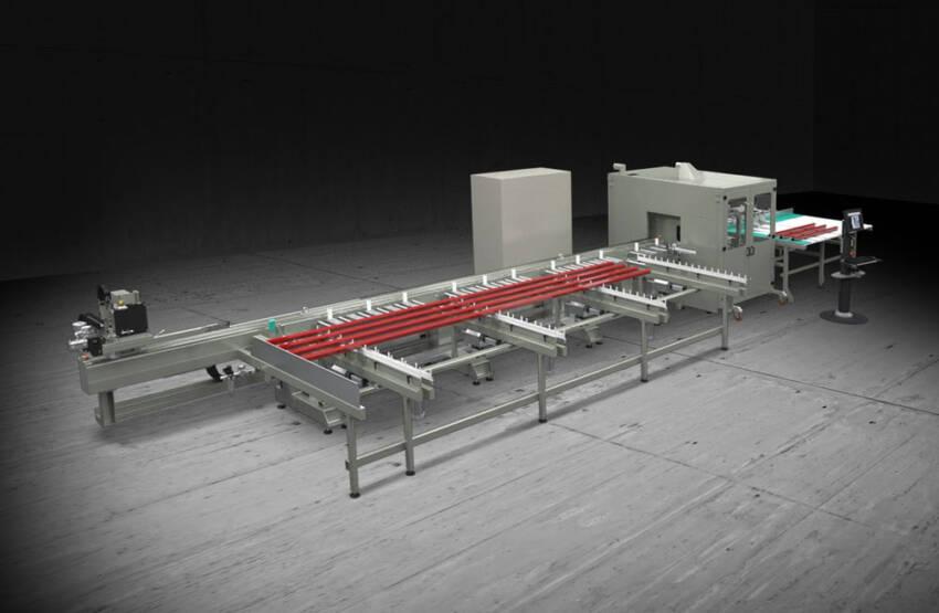 EMMEGI V-CUT CNC rezni centar