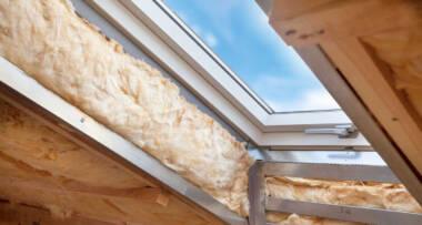 Izolacija krova, kamena vuna