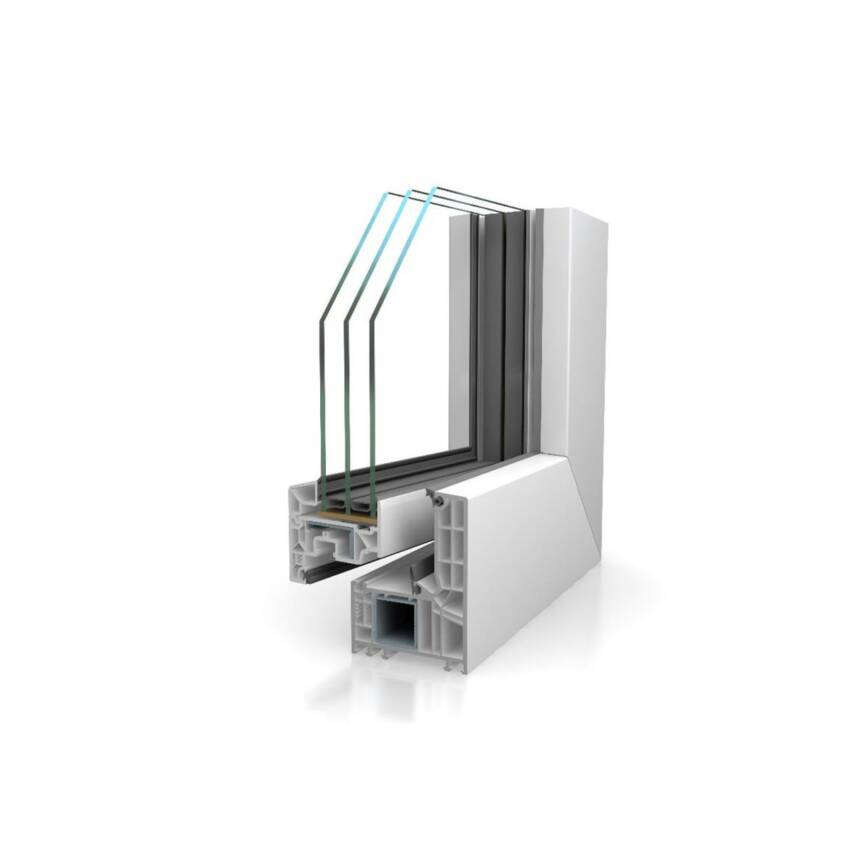 PVC sistem profila