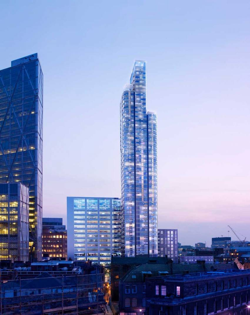 Principal Tower u Londonu