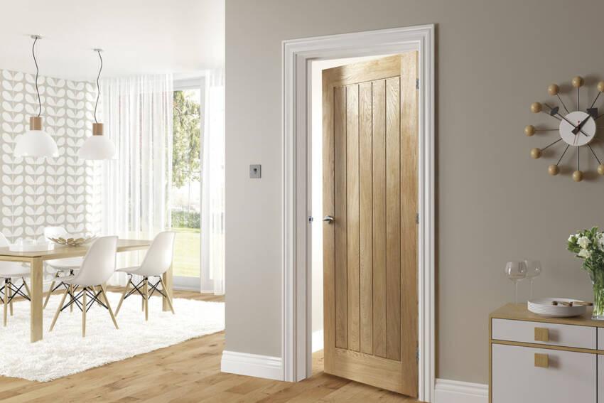 Sobna vrata od drveta