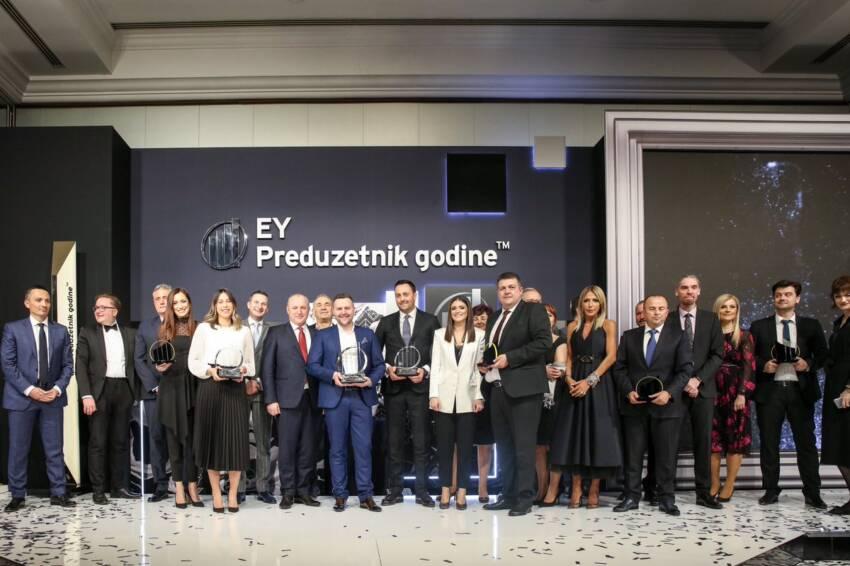 EY nagrada za privrednika godine