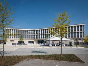 Središnjica tvrtke VEKA AG u Sendenhorstu u Njemačkoj