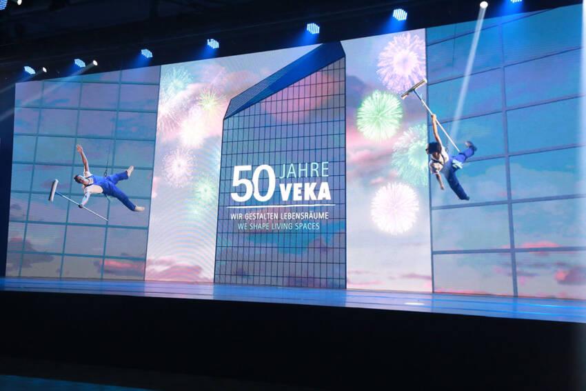 VEKA je proslavila svoj 50. rođendan