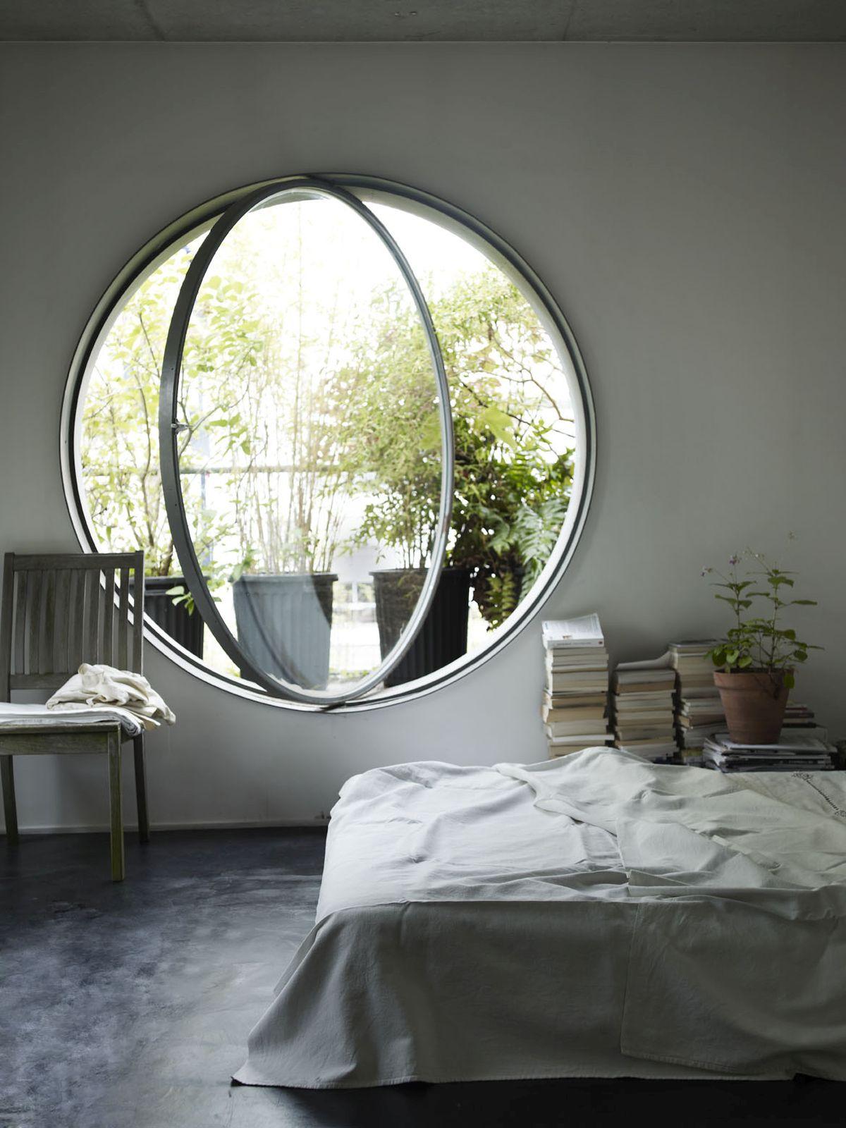 okrugli prozor