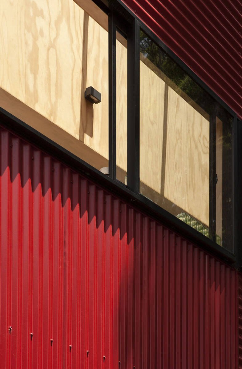 Fasada kuće - Crosson Architects