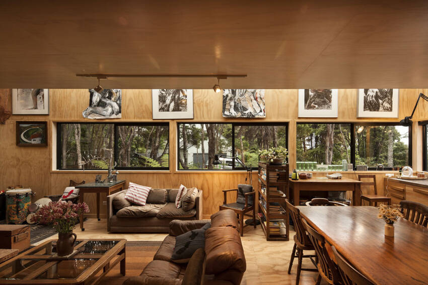 Enterijer kuće - Crosson Architects