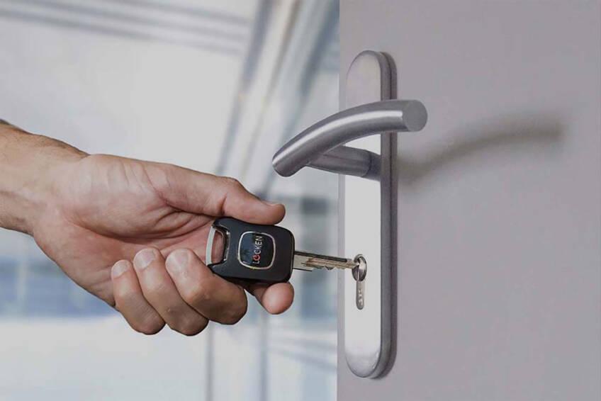 ISEO Locken sistem kontrole pristupa