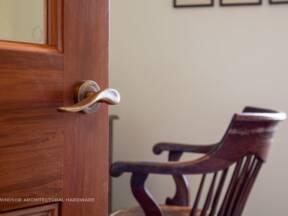 Windsor dodatna oprema za stolariju - mesingane ručke za sobna vrata