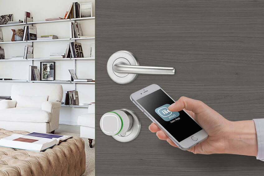 Otvorite vrata otključavanjem Libre vašim pametnim telefonom
