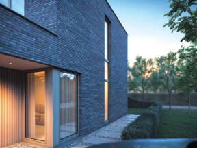 DECEUNINCK / PVC stolarija - Elegant A 76X Concrete gray