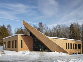 Drøbak montessori škola - powerhouse objekat