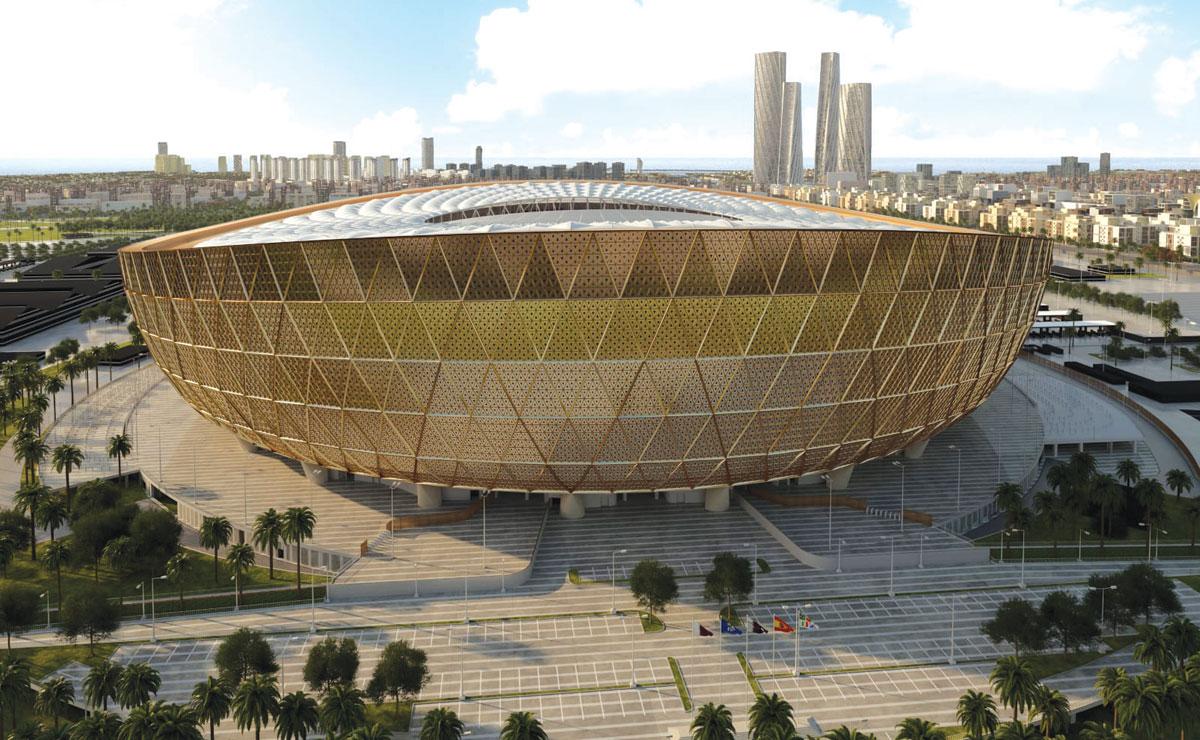 EMMEGI, Italija: Stadion Lusail