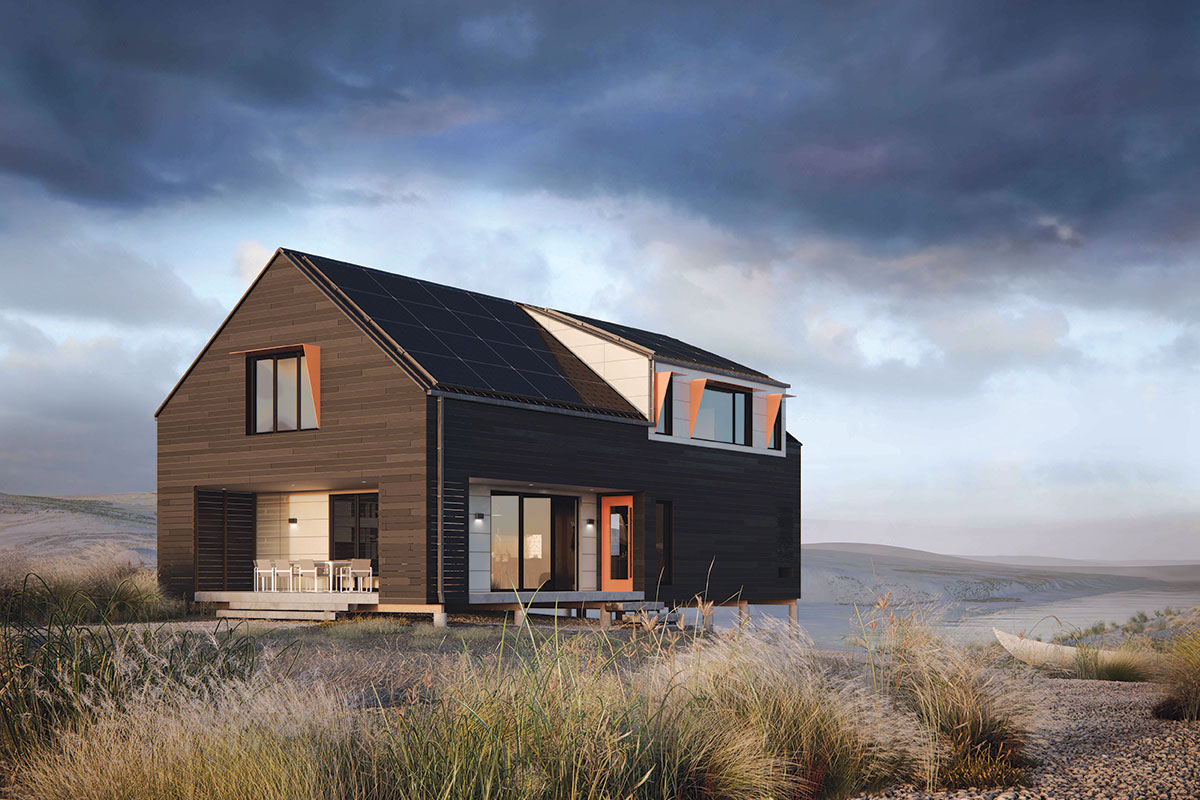 Energetski pozitivan objekat treba da zadovolji standard Pasivne kuće