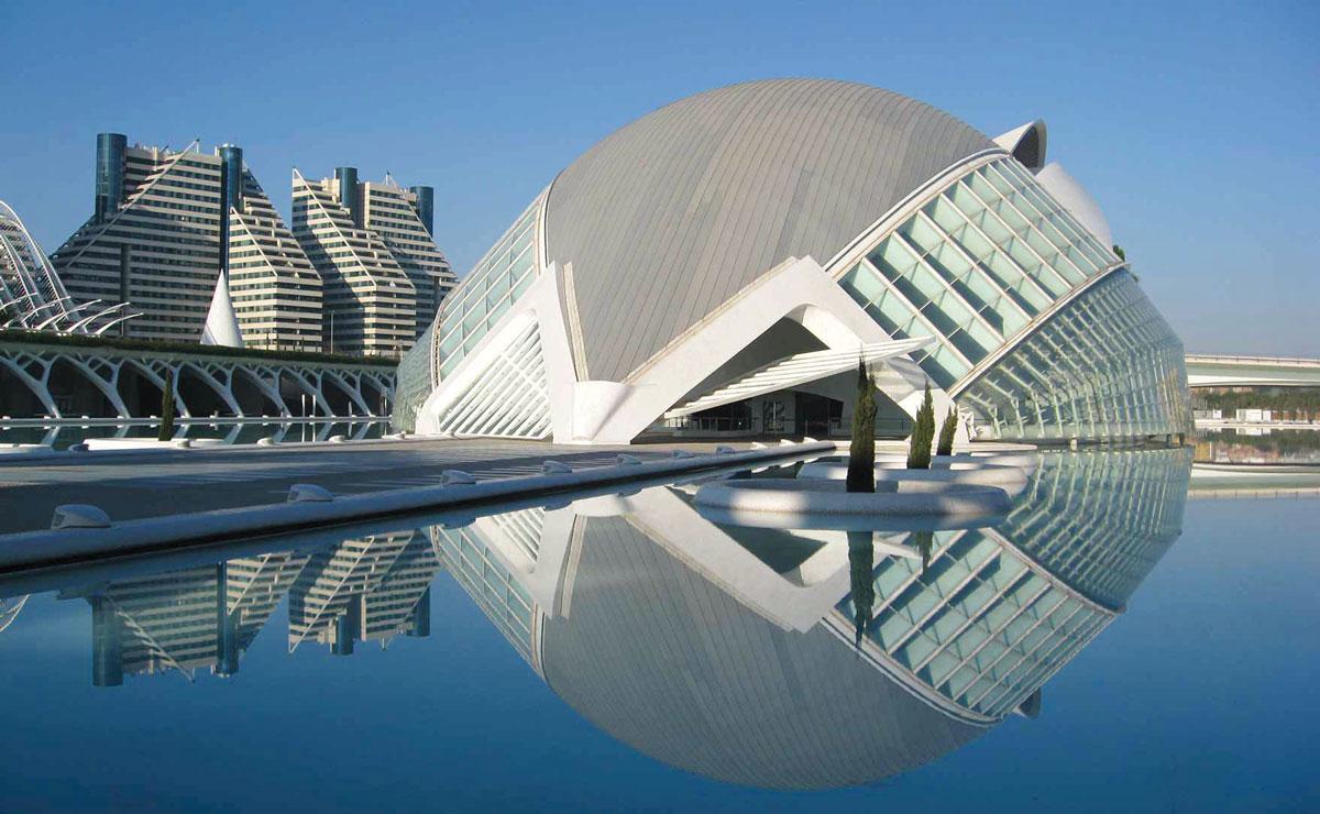 Grad umetnosti i nauke u Valensiji