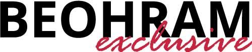 Beohram exclusive logo