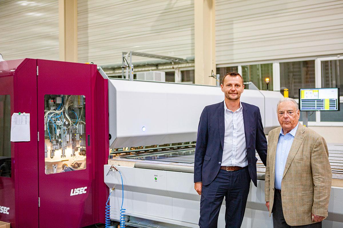 Novi VSL-A može da seče do 30% više stakla u poređenju sa sličnim mašinama