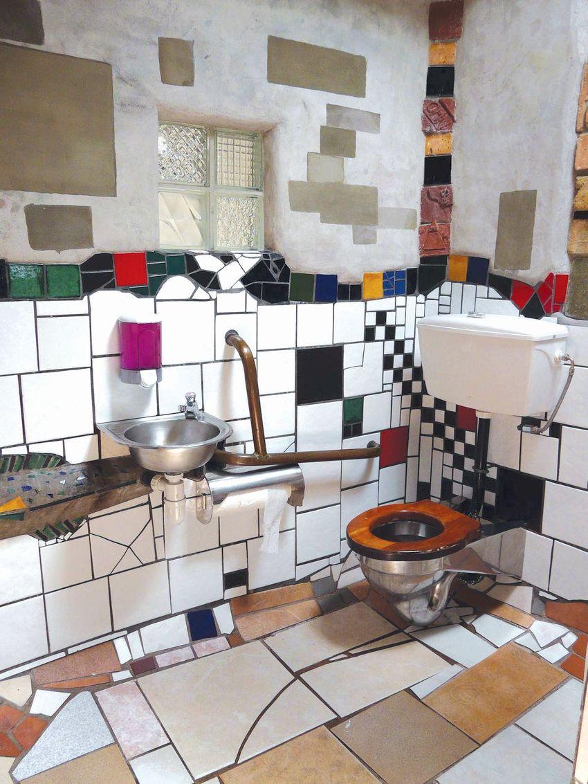 Hundertvaser kupatilo