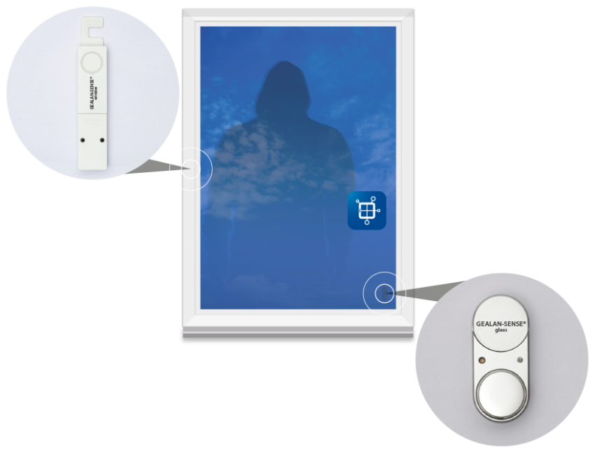 GEALAN-SENSE® senzori za protivprovalnu zaštitu