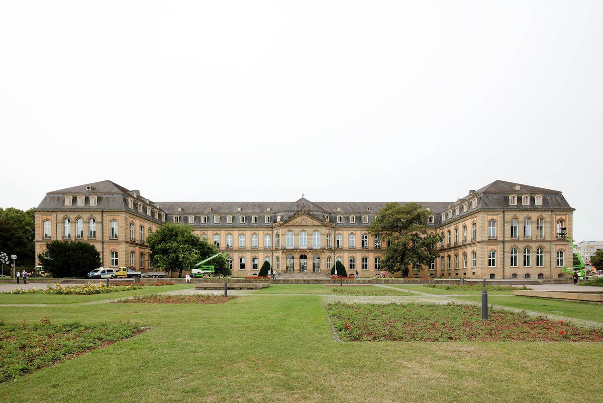 Nova palata u Štutgartu