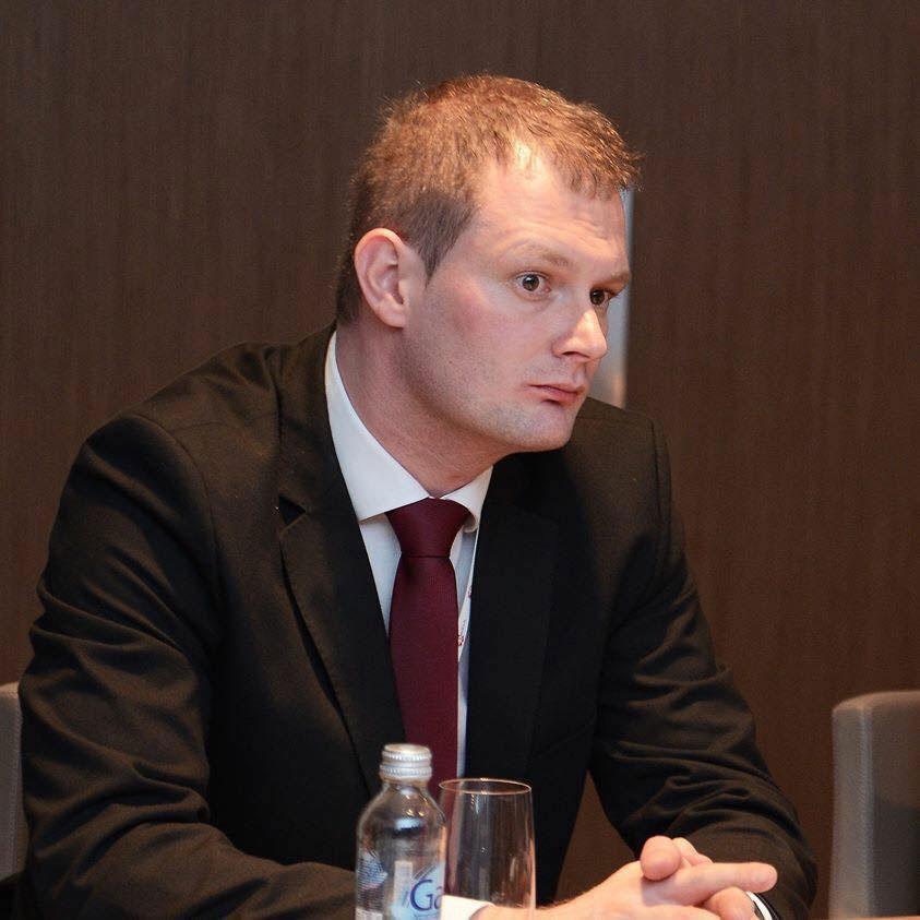 """Generalni menadžer prodaje kompanije """"Axioma plus"""" Branislav Lj. Jovanović"""