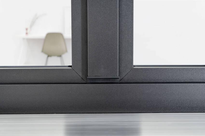 GEALAN-LINEAR® savršeno odgovara trenutnim trendovima u enterijeru kao i savremenoj arhitekturi prozora