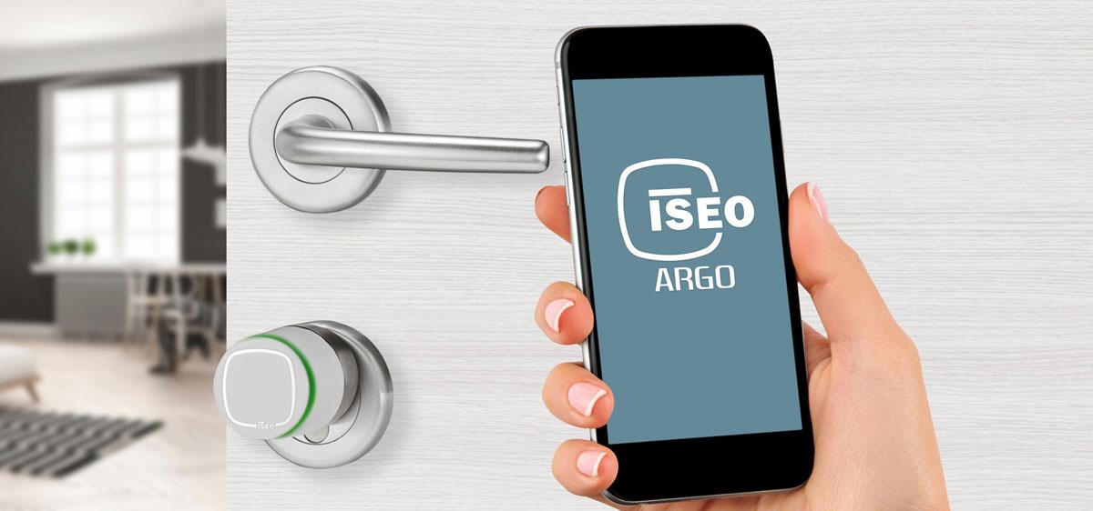 foto: ISEO / Argo App i Libra Smart