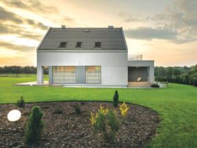 Niskoenergetska kuća je dizajnirana tako da omogući veoma velike uštede u korišćenju energije