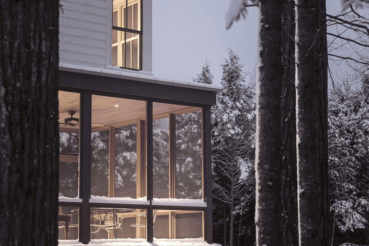 Pasivna, niskoenergetska kuća postiže najveću uštedu samim dizajnom i konstrukcijom objekta