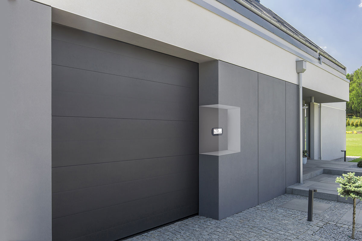 foto: ISEO / Smart Relay za garažna vrata