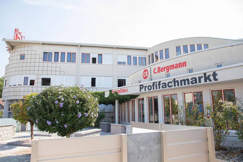 C.Bergmann - specijalisti za građevinarstvo - jedna je od najvećih austrijskih kompanija za građevinske materijale
