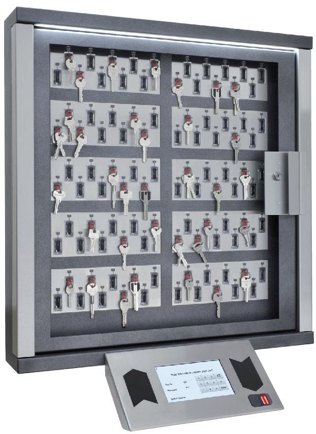 LunaKey je automatizovan IP orman koji brine o uzimanju i vraćanju ključeva