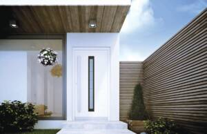 proizvođač aluminijumske stolarije ALUPROF dizajnirao je seriju panelnih vrata