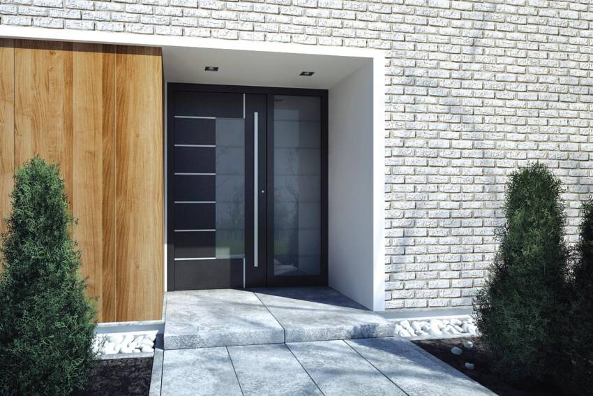 ALUPROF je razvio najmodernije sisteme aluminijumskih panelnih vrata
