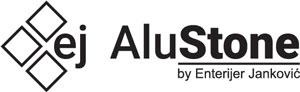 EJ AluStone logo
